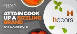 Cook up a sizzling brand