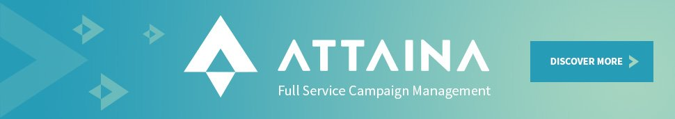 ATTAINA Full Service Campaign Management